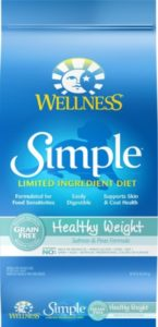 Wellness Simple Limited Ingredients Peas - Fiber