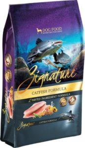 Zignature Limited Ingredient Catfish Formula dry food