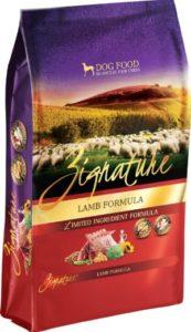 Zignature Lamb Limited Ingredient Diet