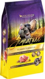 Zignature Turkey Grain-Free Dry Dog Food Limited Ingredients
