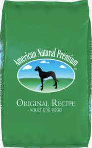 American Natural dog foods for large breed puppy foods