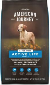 American Journey For Large Breed Dogs Diet