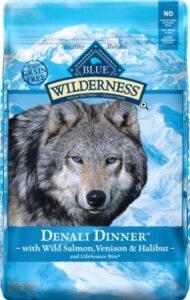 blue buffalo wilderness recipes with glucosamine for dog