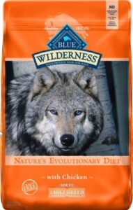 blue buffalo one dry dog food for epilepsy in dogs