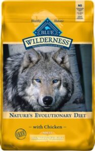 blue buffalo healthy weight one dry dog food for maintenance