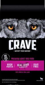 crave no preservatives for dog