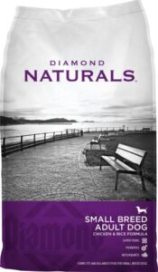 Diamond Natural for dogs things to consider