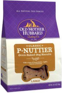 old mother Hubbard healthy dog treats
