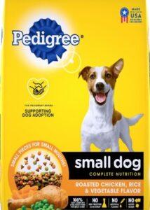pedigree Yorkies food dry dog food recipe with whole-grain