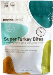 PupJoy Market Super Turkey Bites food