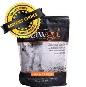 rawgo beef dry dog food