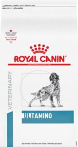 royal ultamino one dry dog food for restlessness