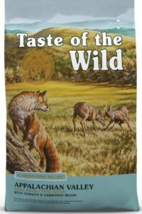 taste of the wild dry dog food grain free small breed dog food for Yorkies