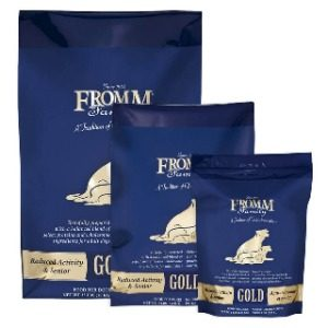 Fromm Gold Nutritionals high-quality protein ingredients