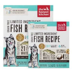 Honest Kitchen Limited Ingredient for allergy in dog