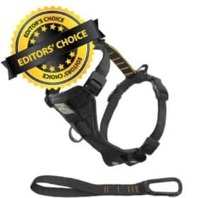 Kurgo Tru Fit Smart - best harness for large dogs