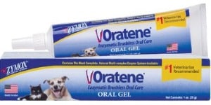 Oratene Toothpaste Gel For Dogs