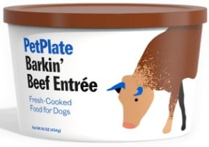 Pet Plate high-quality protein ingredients