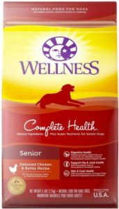 Wellness Complete Health high-quality protein ingredients