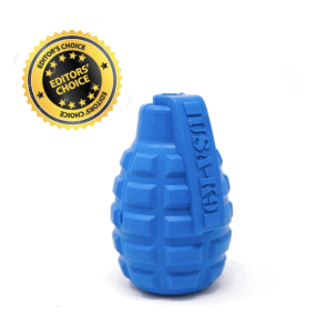 Rubber Ball Alternatives for Aggressive Dogs in Chewing