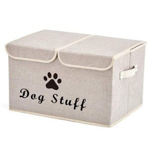 More Dog Toy Storage Bin for Your Home