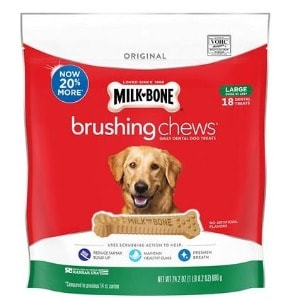 Dental Chews to Improve Your Dogs Oral Hygiene