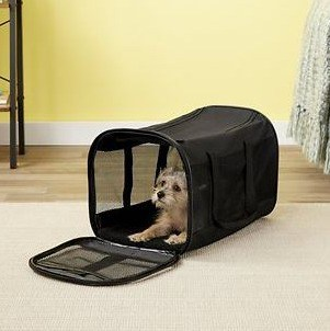 Hard Sided Pet Carriers for Dogs