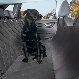 Rear or Front Seat Dog Car Seat Cover