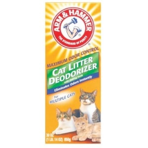 Cat Litter Deodorizing Brand for You