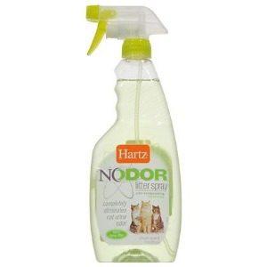 Best Deodorizer Brand for Cat Litter