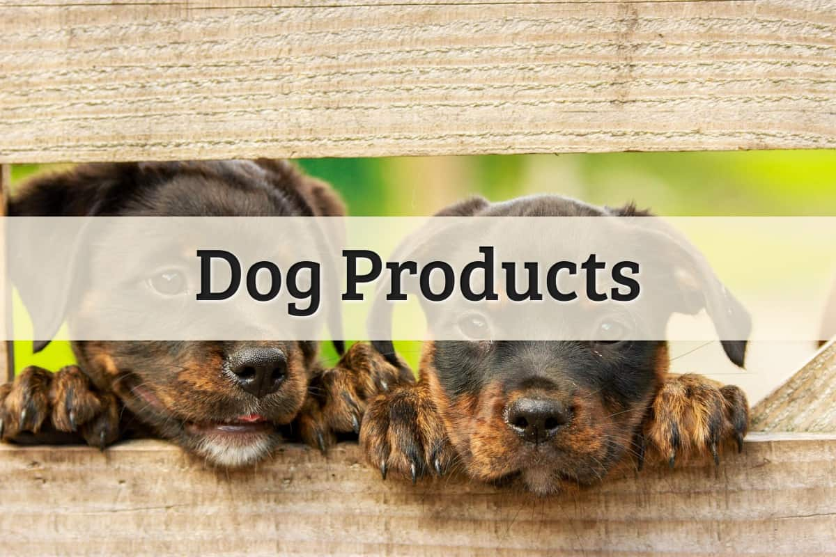 Dog Products Featured Image